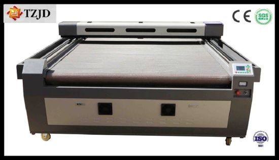 Laser Cutter Embroidery Industry Laser Engraver Machine