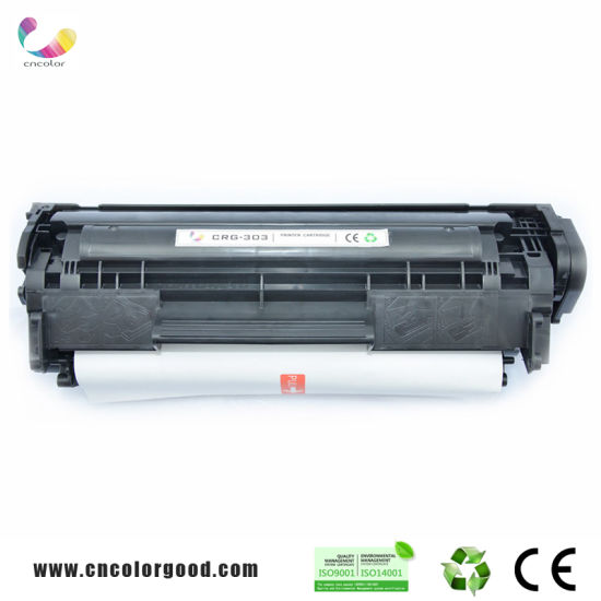 CRG-303 Toner Cartridge Compatible for Canon LBP2900 3000 L1112E Toner Cartridge with Chip Black Office Supplies Holiday Deals Count Down Christmas-4packs