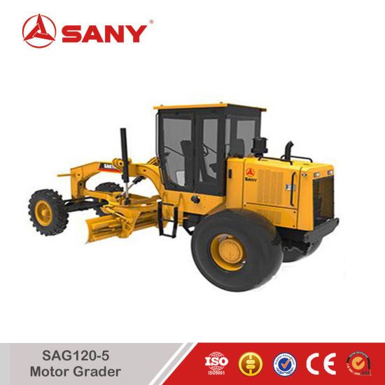 China Sany Sag120-5 Sany Motor Grader of Construction