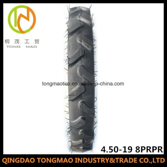 China Hot Sale Tractor Farm Agricultural Tyre (4.50-19) pictures & photos