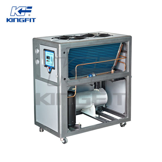 High Efficiency Air Cooled Industrial Chiller for Milk Processing pictures & photos