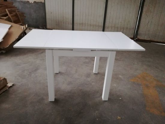 Hot Sailing Ikea Quaity Folding Table pictures & photos