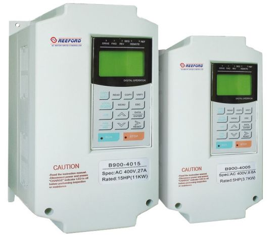 CE, Saso Certificate B900 Series Flux Oriented Current Frequency Drive