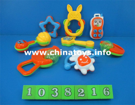 Educational Toys Newest Plastic Baby Bell Set (1038214) pictures & photos