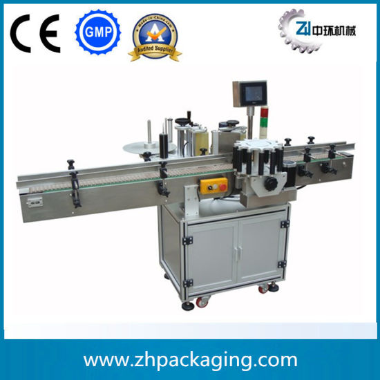 Automatic High Speed Bottle Labeling Machine (ZHTB02) pictures & photos