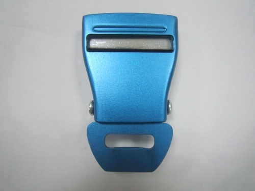 Colorful Aircraft Safety Belt Metal Buckle