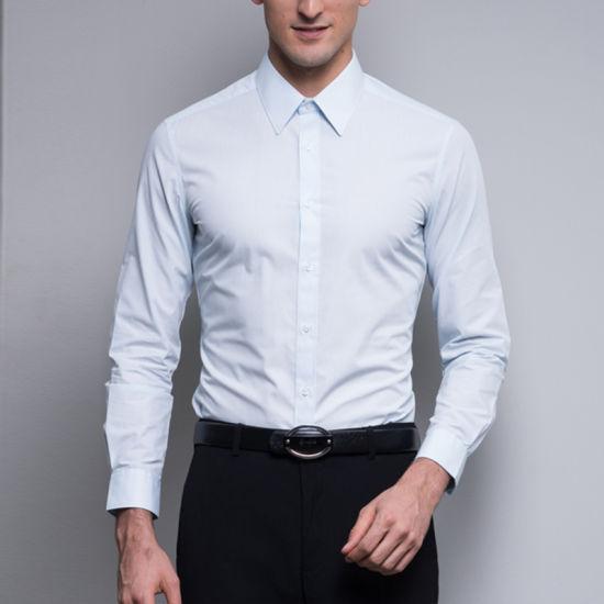 ed720d63a Wholesale Latest Shirt Designs Mens Dress Shirts for Men pictures & photos