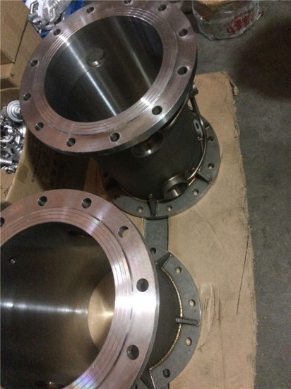 Stainless Steel CNC Machining Parts Used for Dn300 Water Meter