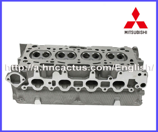 China 6D16 Cylinder Head for Mitsubishi 7500 Bus 7545cc 7 5D