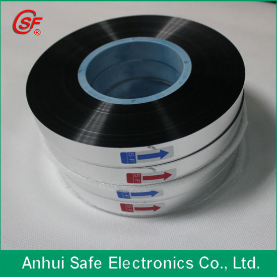 Pet Capacitor Metallized Films