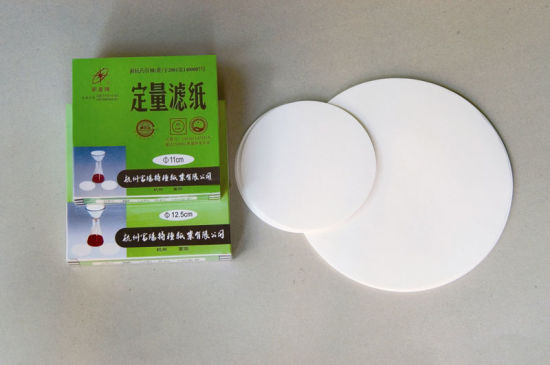 Quantitative Filter Paper pictures & photos