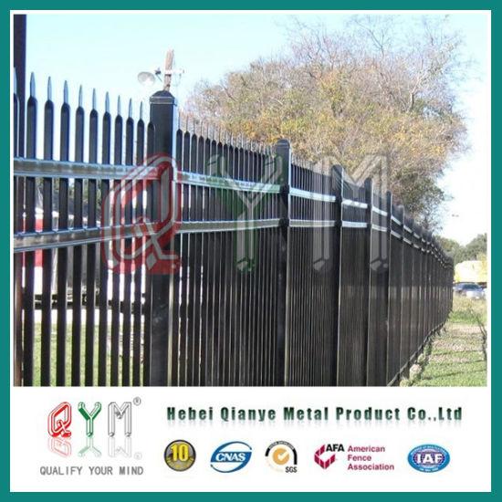 metal fence gate designs. Galvanized Welded Steel Picket Fence/Modern Fence Gate Design Metal Designs