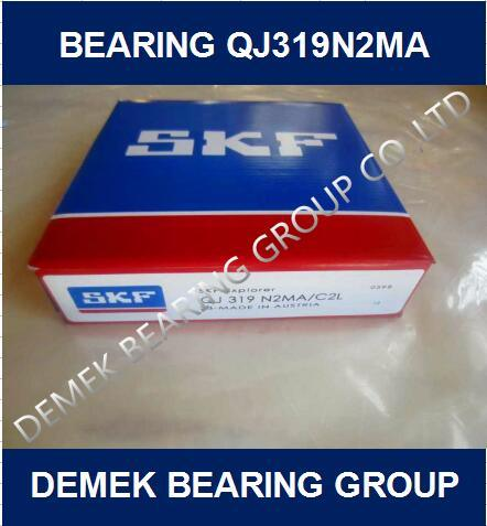 Four Point Angular Contact Ball Bearing Qj319 N2ma pictures & photos