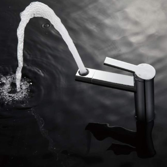Solid Brass Bathroom Sanitary Ware Brass Faucet Basin Bidet Mixer Faucet Tap F16A01cp