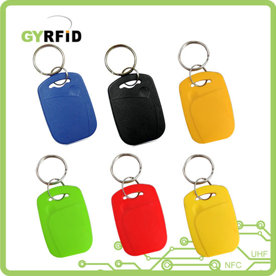 MIFARE 1K Key Fob Key MIFARE for Entry Systems (KEA01) pictures & photos