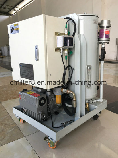 Mobil Vacuum Hydraulic and Lubrication Oil Purifier (TYN-5) pictures & photos