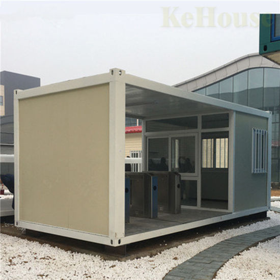 New Style Assembly Portable Modular Container Housing For Liveroom