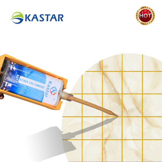Kastar New Product Anti-Fungus Water Tank Colored Silicone Sealant