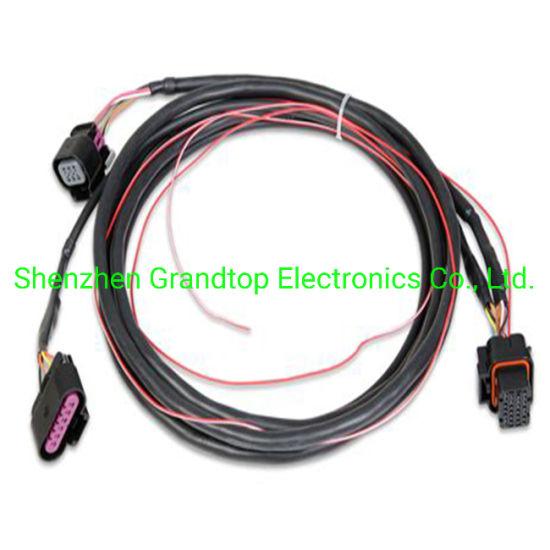 china manufacturing automotive wire harness kits custom hydraulic systems  and automotive sensor wiring harnesses - china wiring harness, automotive  harness  shenzhen grandtop electronics co., ltd.