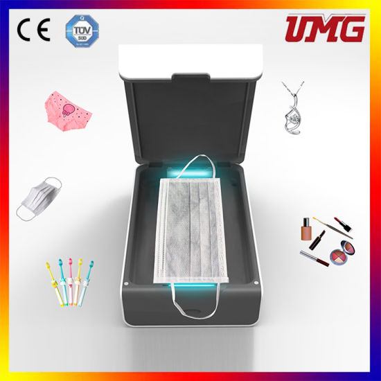 Cell Phone Sanitizer Case UV Disinfector Sterilizer