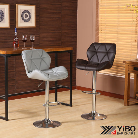 Awesome China Pu Black Gaslift Adjustable Uk Ebay Bar Stool China Ocoug Best Dining Table And Chair Ideas Images Ocougorg