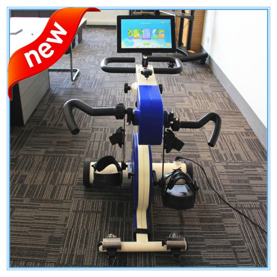 Medical Equipment Exercise Bike for Upper and Lower Limb Rehabilitation pictures & photos