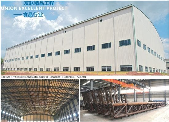 China Steel Structure Factory Steel Frame Workshop Manufacturer ...