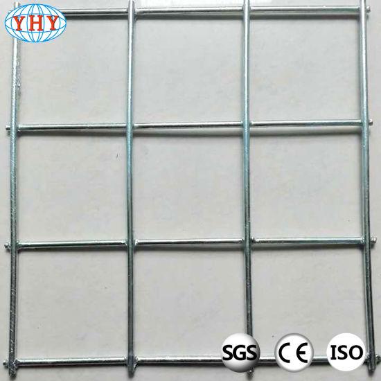 China Electro Galvanized Welded Mesh Panels - China Welded Fence ...