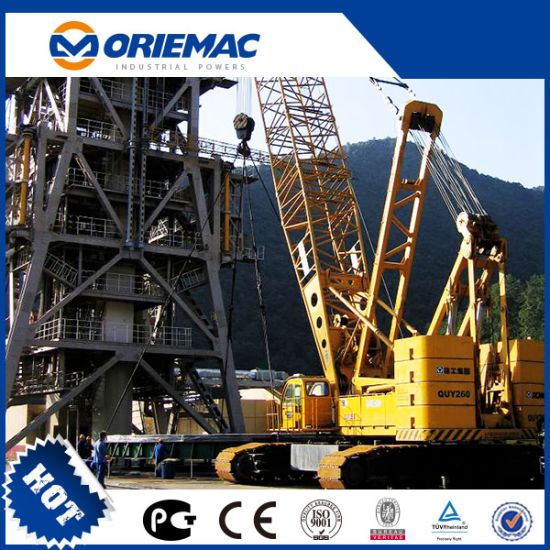 Chinese Famous Brand Zoomlion Quy180 Crawler Crane for Sale pictures & photos