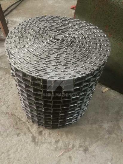 Carbon Steel Flat Wire Belt Hx91066
