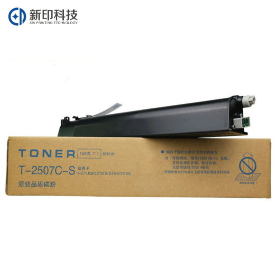 Compatible Toner Cartridge T-2507 (6K) for Toshiba E-Studio2006/2306/2506 pictures & photos