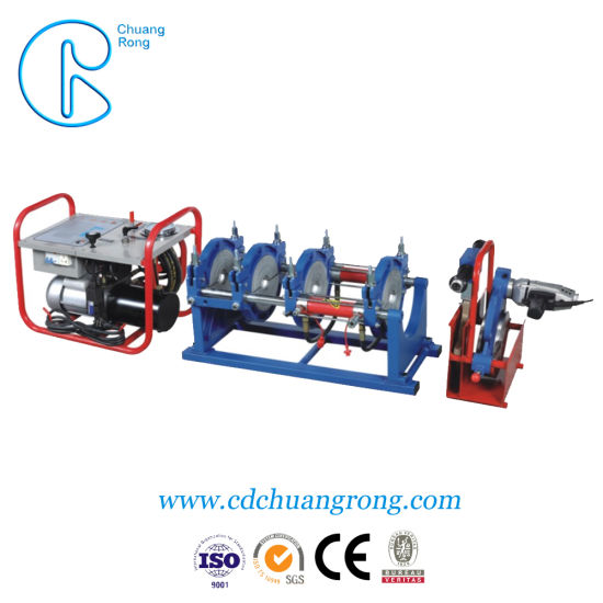 Poly Butt Pipe Welder Machine for Water Pipe pictures & photos