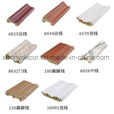PVC Panel Ceiling Panel Decoration Wall Panel