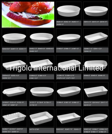 Porcelain Dinner Plates, Elegant Round Serving Plate for Pasta, Snack and Salad