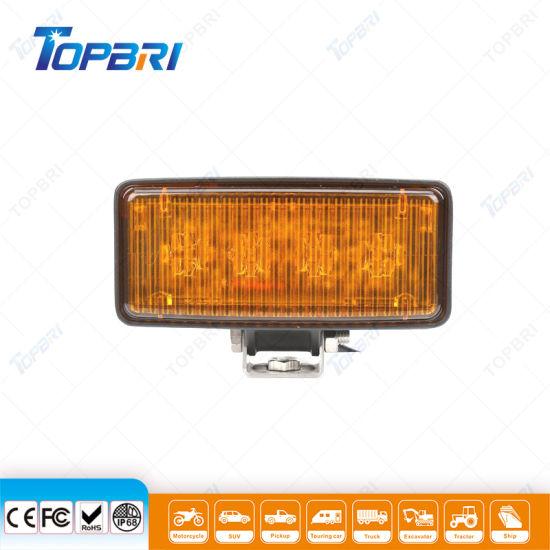 20W CREE Amber Truck Working Fog Light LED Auto Light