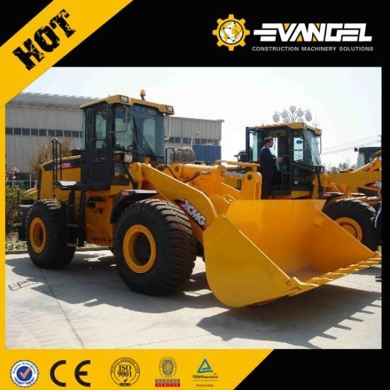 Hot Sale 3 Ton Wheel Loader (LW300KN) in Ethiopia pictures & photos