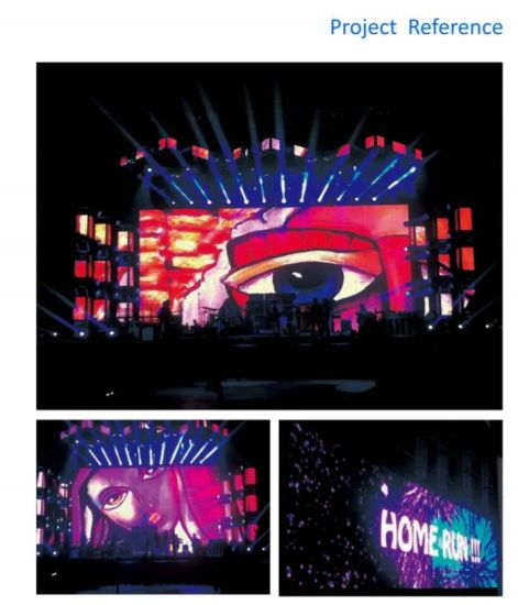 P4/P5/P5 Indoor Panel LED Display Screen Board Advertising display pictures & photos