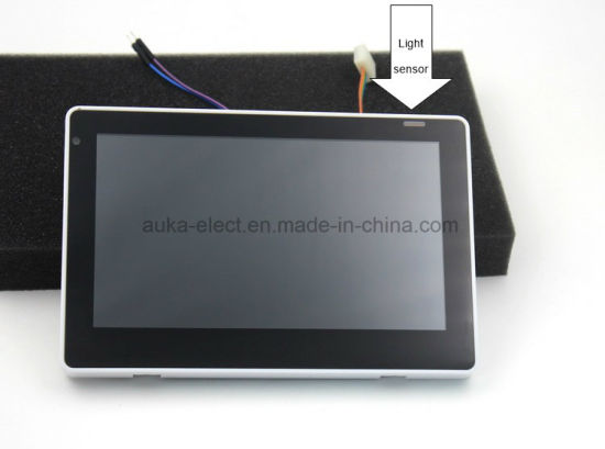 China Android Based RFID NFC Wall Tablet Panel PC with Demo