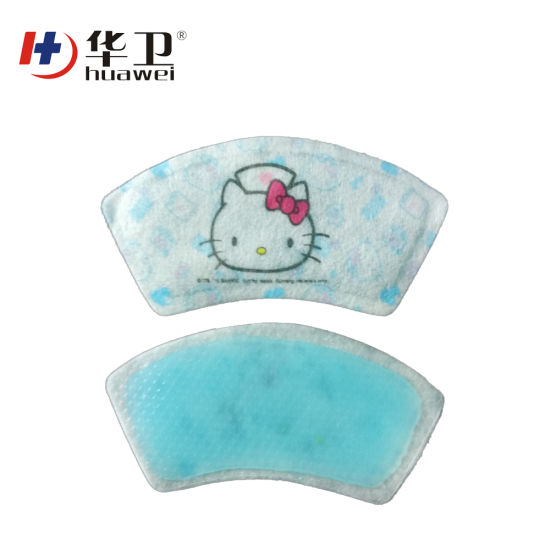 Medical Supply Baby Fever Ice Cooling Gel Patch