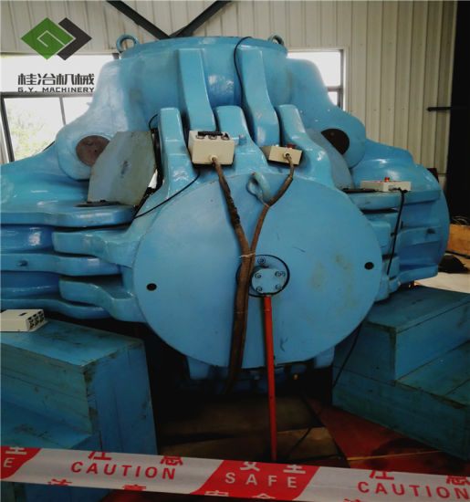 China GY750 Synthetic Hpht Diamond Cubic Press for Sale