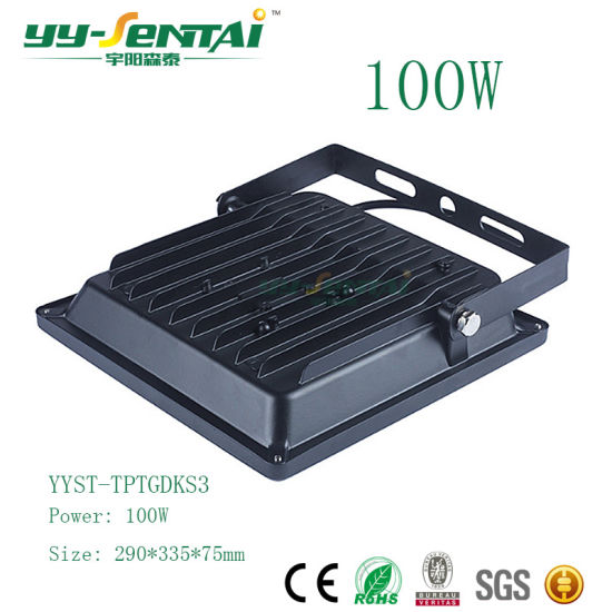 100W IP65 Outdoor Waterproof LED Floodlight pictures & photos