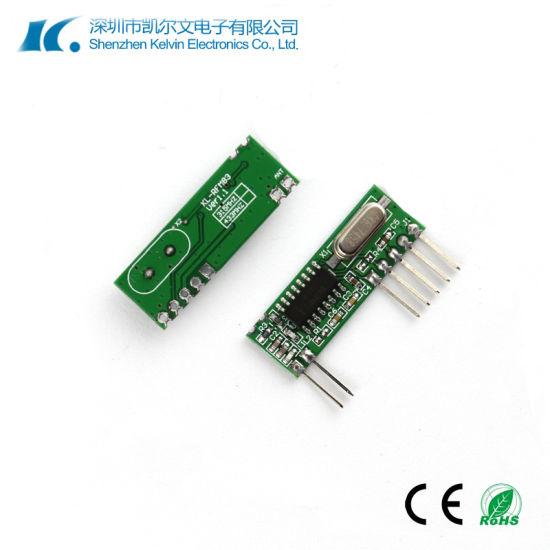 Non Decoding 433MHz RF Wireless Receiver Module Receiver Kl-Rfm83