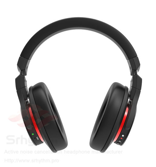 Factory OEM ODM Headset Mobile Phone Silent Disco Anc Active Noise Cancelling Wireless Bluetooth Headphone pictures & photos