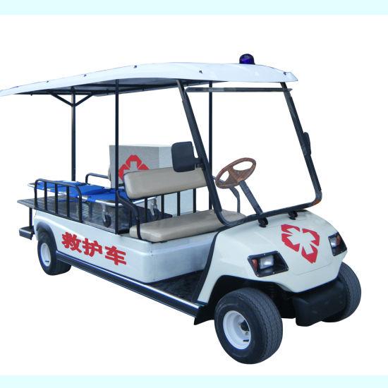Cheap 4 Seater Electric Ambulance Car