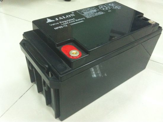 High Rate Discharge Sealed Lead Acid Battery (12V65ah)