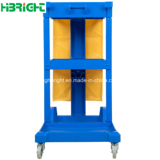 High Security Healthcare Cleaning Service Cart pictures & photos
