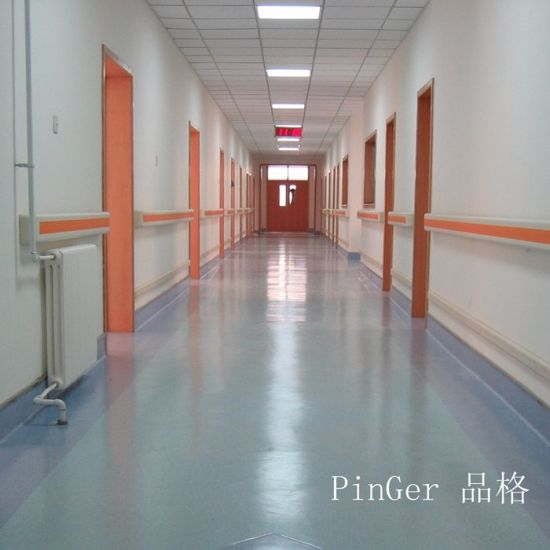 Vinyl Hospital Handrail with High Quality and Good Sevice pictures & photos