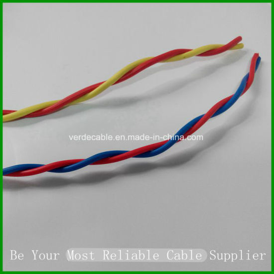 China RoHS PVC Insulated Twisted Wire Cable - China Cable Wire ...