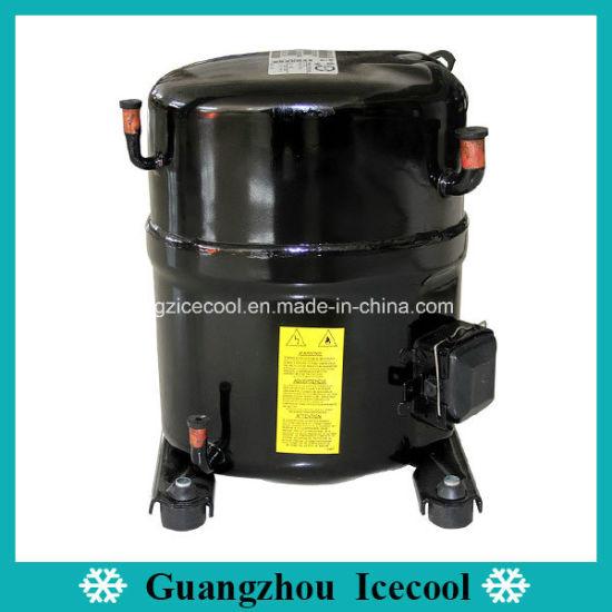 24000BTU H24b31qdbea Piston Compressor Bristol Compressor R22 Air  Conditioner Compressor