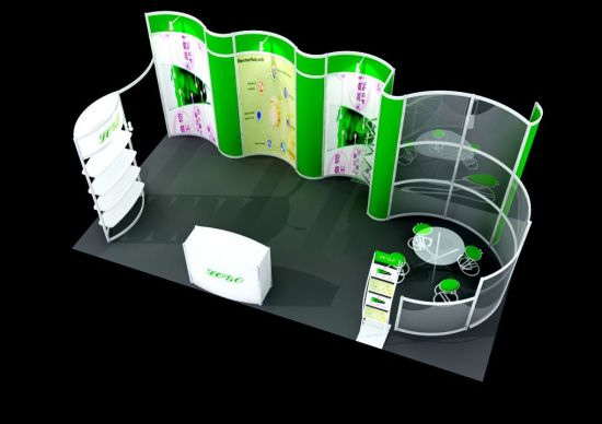 Trade Show Booth Hs Code : China luxury trade show booth repeat used in fairs china trade